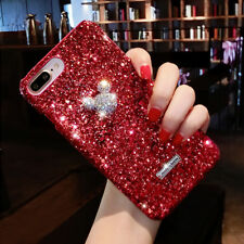 Fashion Diamond Glitter Shining Powder Phone Case Cover For iPhone X 6S 7/8 Plus