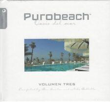 V/A Purobeach Vol. Tres 3 - 2 CD, Ben Sowton, Niko Bellotto, Physics, Goloka a.m