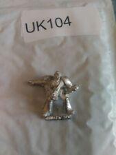 UK104 Warhammer 40k OOP metal Space Marine Adeptus Astartes veteran scout asupex