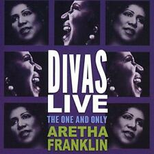 Aretha Franklin - Divas Live - The One And Only Aretha Franklin (NEW CD)