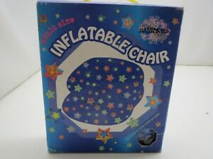 "36"" Inflatable Blow Up ADULT SIZE  Chair JUNIORS.COM"