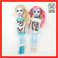 Monster High Doll Bundle Lot Art Class Abbey Bominable Schools Out First Wave