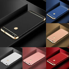 For Huawei P8 P10 P20 P30 Pro Lite P Smart Electroplate Hard PC Back Case Cover