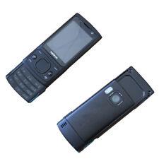 "Black Nokia 6700S 2.2"" 3G  5MP Bluetooth Original Unlocked Stand-by Slide Phone"