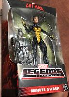 Marvel Legends WASP Action Figure ~ Ant Man Series ~ Ultron Build a Figure