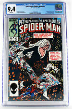 Spectacular Spider Man #90 CGC 9.4 WP