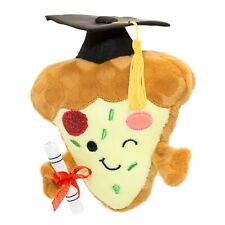 Graduation Yummylicious with Back Pack Clip - Pizza