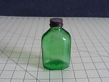 VINTAGE SQUIBB GREEN BOTTLE