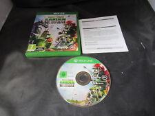Microsoft Xbox One Plants vs Zombies Garden Warfare Boxed