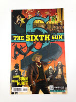 The Sixth Gun - Issue #2 - Cullen Bunn  - Brian Hurtt - Oni Press Western Comic