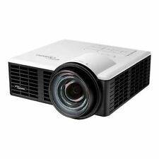 Optoma ML1050ST Projector WXGA 1280 x 800 1000 Lumens 20000:1 HDMI VGA microSD