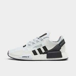 Adidas NMD R1 V2 FV9022 White NEW  Men's FINAL RESTOCK!