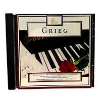 Grieg Cd Peer Gynt Suite no 1 & 2 Wedding Day Troldhaugen Concerto  Mint Disc
