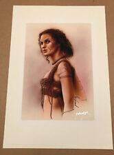 "Jason Palmer Print Art Natalie Portman 13""x19"""