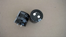 Yageo 10000Uf 16V 105c Snap in Radial Capacitor New Lot Quantity-5