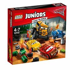 LEGO® Juniors 10744 Crazy 8 Rennen in Thunder Hollow NEU OVP_ NEW MISB NRFB