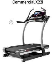 New Nordictrack Commercial X22i Incline Trainer Treadmill NTL29019