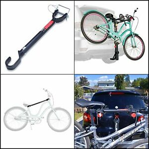 ALLEN Tension Bar Bicycle Cross-Bar Adaptor, Black, One size