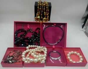 Butler and Wilson jewellery Job lot of  boxed