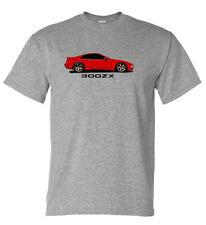Nissan 300zx Z32 Shirt Soft Polyester Polyester T Shirt Cars JDM