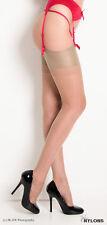 Strapsstrümpfe Nylonstrümpfe, englische RHT Nylons, Stockings, Gr. S,