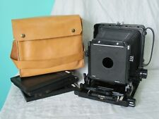 Toyo Field 45A Large Format Film Camera w/ Lens Board & Film Holders