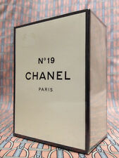 Vintage RARE 1970s Chanel No 19 SEALED 1/2 oz 14 ml Extrait Parfum FIRST FORMULA
