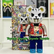 Medicom 2019 Action City x Tokidoki Electric Tiger 400% Be@rbrick Bearbrick 1pc