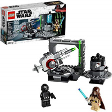 Lego Star Wars: A New Hope Death Star Cannon 75246 Advanced Building Kit Dmg Box