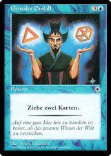 """Magic The Gathering (MtG) Karte """"Genialer Einfall"""" deutsch neuwertig"""