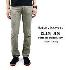 Nudie Jeans - Slim Jim - FARMERS DENIM - size 29