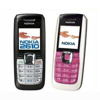 2610 Unlocked Simple Basic Mobile Phone GSM 2G Network Cellphone Classic Phone