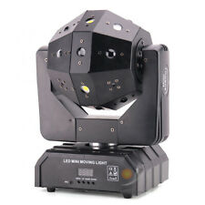 16 LED 3in1 Moving Head Stage Light With RG Laser for DJ Disco Party Light