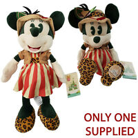 Disney Store Minnie Mouse Main Attraction Jungle Cruise Soft Toy Plush 11 of 12