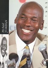 1993 Upper Deck Michael Jordan #MJR1 Basketball Card