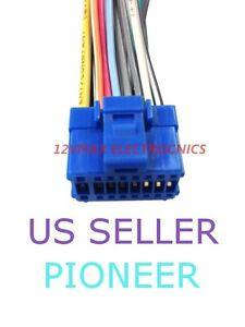 1 Pioneer Video Harness Wire AVHP4900DVD AVHP5700DVD AVH-P5000DVD/5100DVD