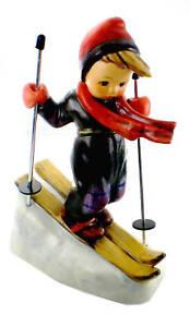 "hummel #59   retired  ""skier"" tm7   6""  $275  with box!!"