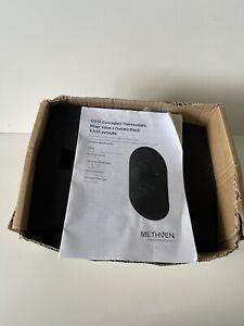 Methvan Kaha 2 Outlet Concealed Thermostatic Shower Mixer Valve - Black