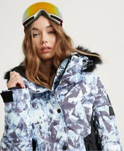 Genuine Superdry Insulated Ski Jacket