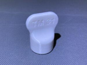 Teigblume Drehhilfe Teiglöser für Thermomix TM 31 weiß