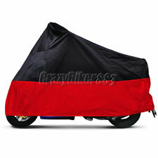 Large Motorcycle Cover Fit Honda CB250 CBR 600 F3 F4 F4i 1000 RR GSXR 600 750