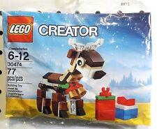 *** LEGO CREATOR 30474 *** Reindeer (77 Pieces) (NEW)