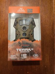 *NEW* Wildgame Innovations Terra 12 Extreme 12mp Trail Camp Scouting Game Camera