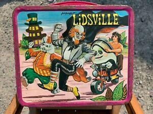 Lidsville Lunchbox