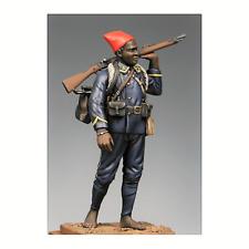 METAL MODELES : TIRAILLEUR SENEGALAIS 1914 KIT GG5