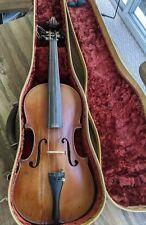 Fine Old Violin, 4/4- labeled Paganini