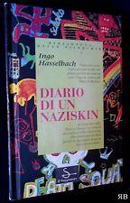Ingo Hasselbach - Diario di un naziskin - il Saggiatore 1994 - 9788842802167