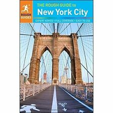 """""""VERY GOOD"""" Rough Guides, The Rough Guide to New York City (Rough Guides), Book"""