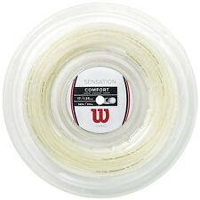 WILSON SENSATION 17 REEL - 660ft 200M tennis racquet string - Reg $169