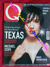 Q Magazine 152/1999 Texas Michael Stipe Springsteen Cardigans Nirvana No cd